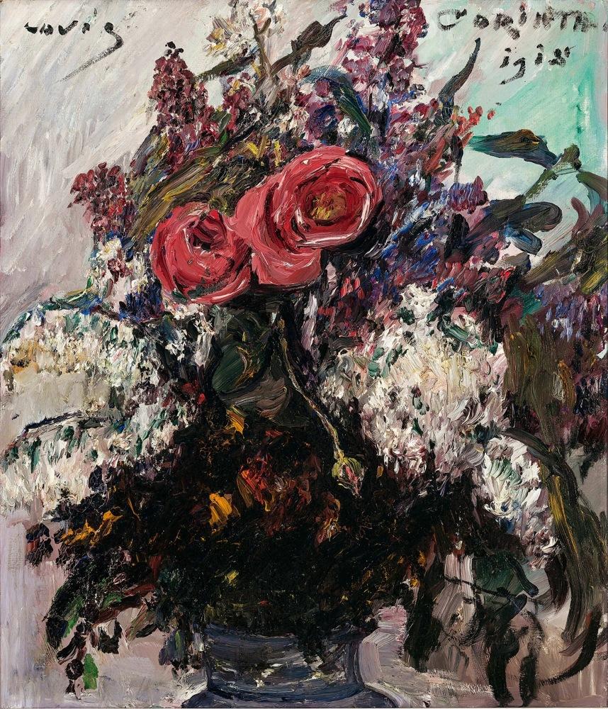 Rosen und Flieder